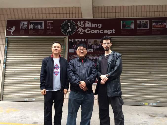 銘念詠春 Ming Concept Wing Chun 中国珠海 Zhuhai, China 10 January, 2016